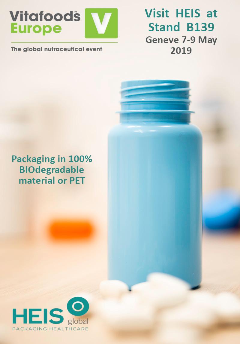 HEIS envases nutricion farmacia biodegradables