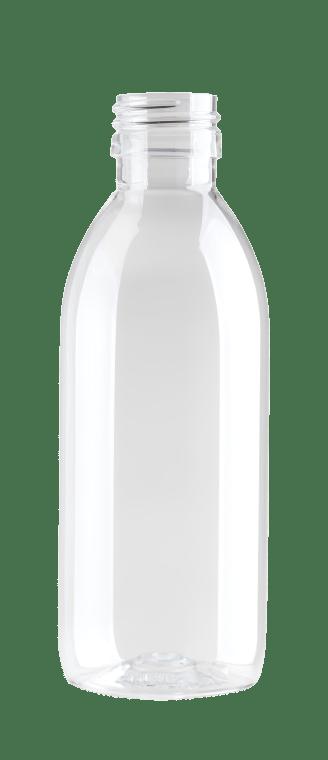 syrup bottle pharma packaging
